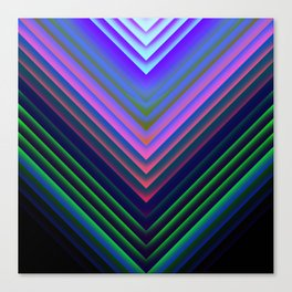 X1 BASE Canvas Print