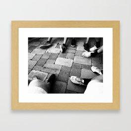 Just Take it Easy  Framed Art Print
