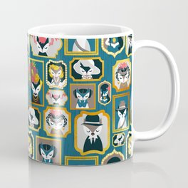 Cats wall of fame Coffee Mug