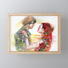 Eternal Sunshine of The Spotless Mind Framed Mini Art Print