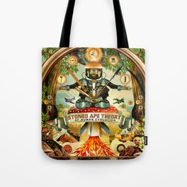 Stoned Ape Theory Tote Bag
