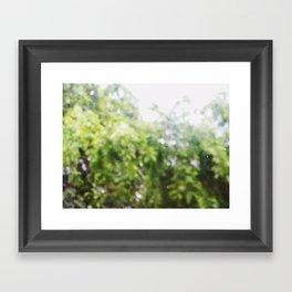 SOMETHING LIKE A TREE Framed Art Print