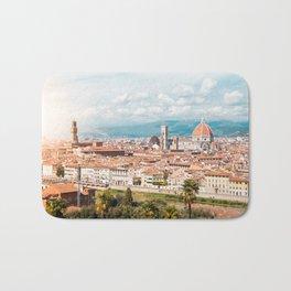 Palazzo Vecchio and Duomo S. Bath Mat