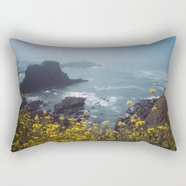 Yaquina Head Rectangular Pillow