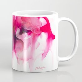 When The Heart Bleeds Coffee Mug