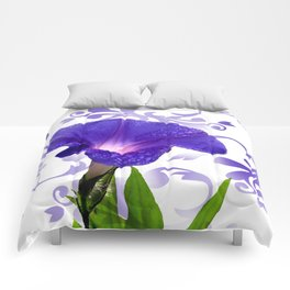 The Morning Glory Comforters