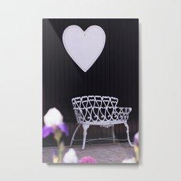 My Valentine Palace Metal Print