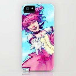 Madoka Magica: Madoka iPhone Case