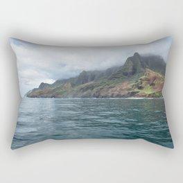 NaPali Coast No. 7 Rectangular Pillow