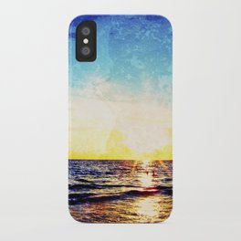 Sea of Dreams iPhone Case