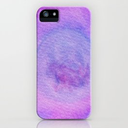 WaterMoon iPhone Case