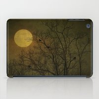 dark side iPad Cases featuring Dark Side by RDelean