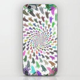 Corvids Forever iPhone Skin