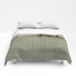 Serene Moments 02d by Kathy Morton Stanion Comforters