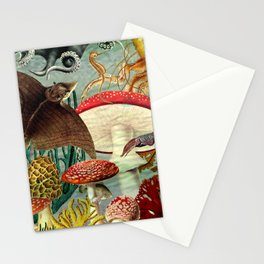 A Curious Place Stationery Cards