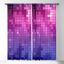 Disco Party Blackout Curtain