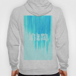 NEW Ombre - Blue - I Want Crazy - Hunter Hayes Hoody