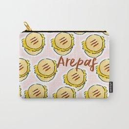 arepas - venezuelan food Carry-All Pouch