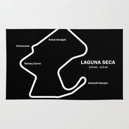 RennSport Shrine Series: Laguna Seca Edition Rug