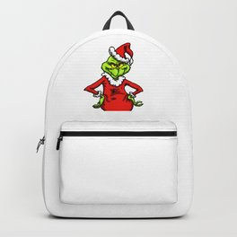 Grinchy Grinch Backpack