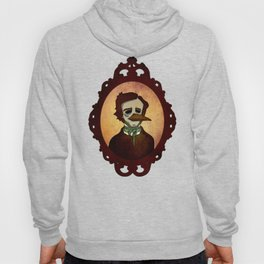 Prophets of Fiction - Edgar Allan Poe /The Raven Hoody