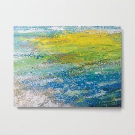 Bright Painting! Metal Print