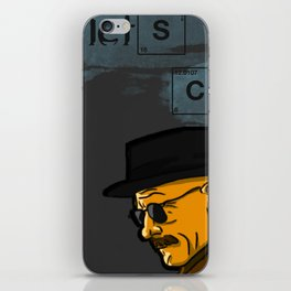 Heisenberg   Lets Cook / You Are God Damn Right iPhone Skin