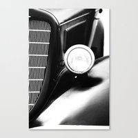 car Canvas Prints featuring Car by Falko Follert Art-FF77