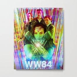 Wonderwoman1984 Metal Print