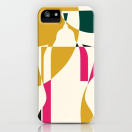 Mannequin abstract  iPhone Case