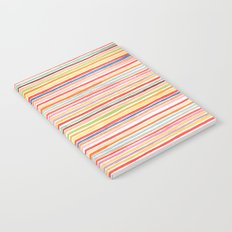 Robayre Watercolor Lines Notebook