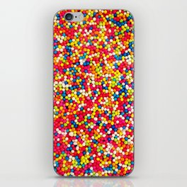 Round Sprinkles iPhone Skin