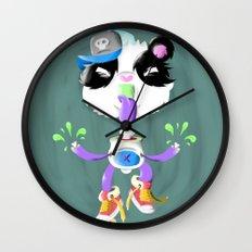 Creepy Cutie Wall Clock