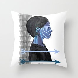 Built for This Throw Pillow