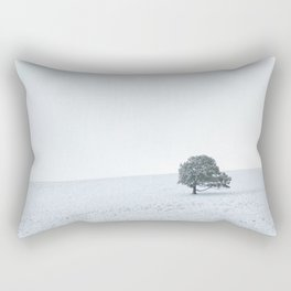 """Fend for Yourself Rectangular Pillow"