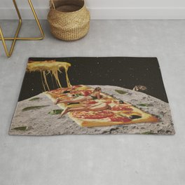 Sexy pizza Rug