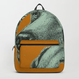 Critter Sketch Backpack