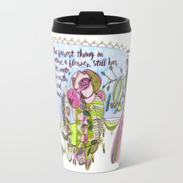 The Fairest Thing in Nature Travel Mug