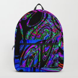Psychedelic Universe Backpack