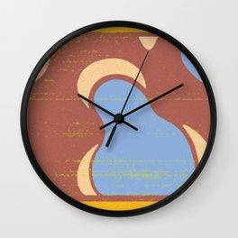 Pattern9 Wall Clock