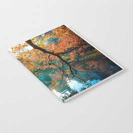Magical Fall Notebook
