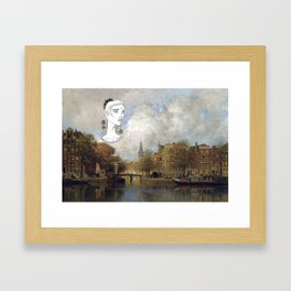 Crown Series Framed Art Print