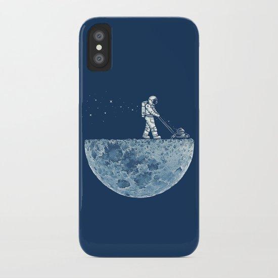 Mown iPhone Case