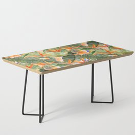 Birds of Paradise Coffee Table