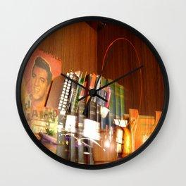 Kid Galahad Wall Clock