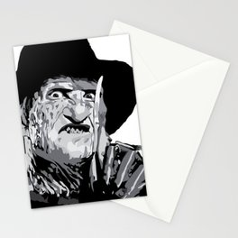Freddie Krueger Stationery Cards