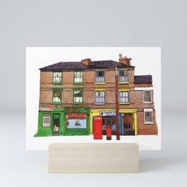 HAPPY FASHION Mini Art Print