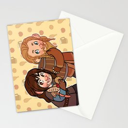 Pantry Thieves Stationery Cards