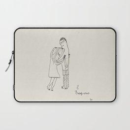 Il buongiorno Laptop Sleeve