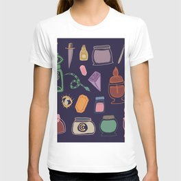 Potions Flash Sheet T-shirt